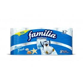 Familia Toilet 8 Rolls