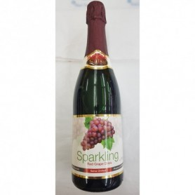 Sparking red grapes non- alcoholic 750ml