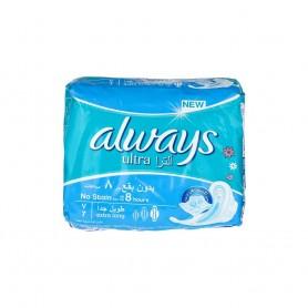 Always new pad 8 pcs