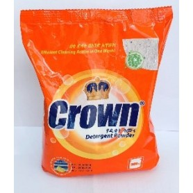 Crown Detergent Powder 500gm pack of 12