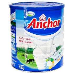 Anchor powder milk 2.5kg