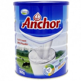 Anchor powder milk 900g