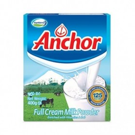Anchor powder milk 400g