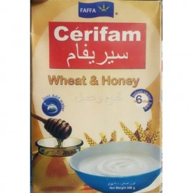Cerifam white & honey 200g