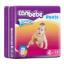 Canbebe Baby Diapers 3-62