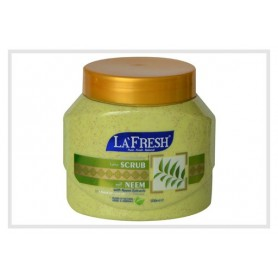La fresh scrub 500ml