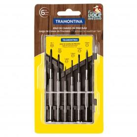 6 pieces Precision wrench set (TRAMONTINA / Brasil)