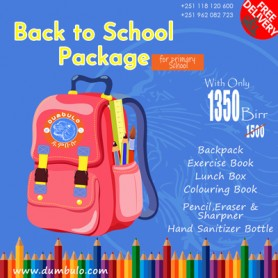 Back to School Package Primary